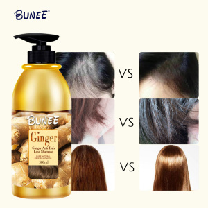 Best OEM Natural Ginger Hair Shampoo And Conditioner