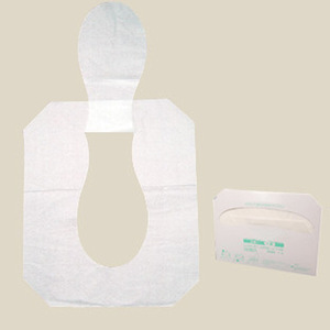 cheap sanitary disposable toilet seat cover paper