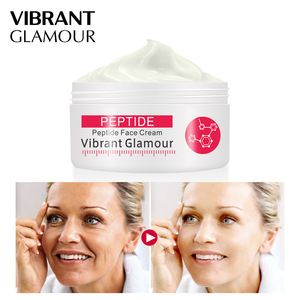Face Cream Argireline Pure Collagen Cream Anti-wrinkle Firming Acne Whitening Moisturizing Six Peptide skin care