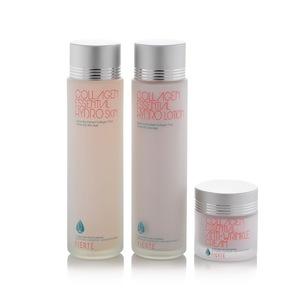 FIERTE Collagen Essential Skin Care Set [Korean Cosmetics]
