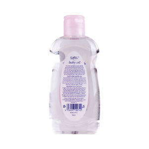 Gives skin elasticity plant original flavor easily absorbed softening baby oil