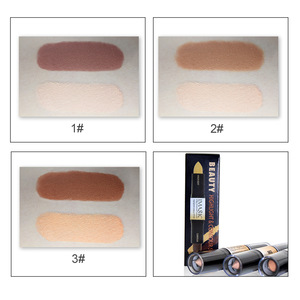 Gold supplier face highlighter stick makeup cosmetics mini highlighter makeup