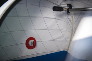 Hyperbaric Oxygen Capsule Chamber