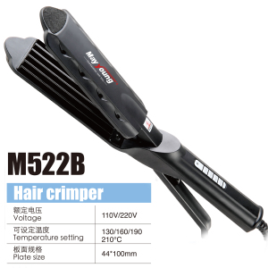 M522B Floating plates design flat irons hair tools hair straightener