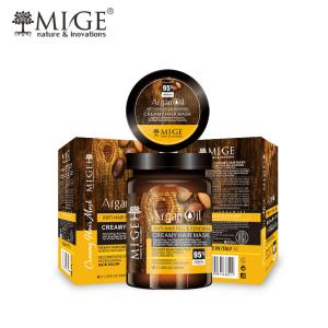 MIGE Hair Care, Argam Oil Hair Mask, Anti-Hair Fall & Renewal, K7