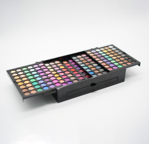 Multi Colors  Single Eyeshadow Makeup Private Label With Envelop Packaging Pressed Powder Eye Shadow
