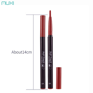Muxi Automatic lipstick pen lip liner pencil
