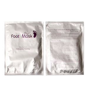 OEM professional foot beauty care products remove the dead skin of the feet foot mask