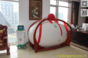 Oxygen O2 Capsule Chambers HBOT - Soft Chamber