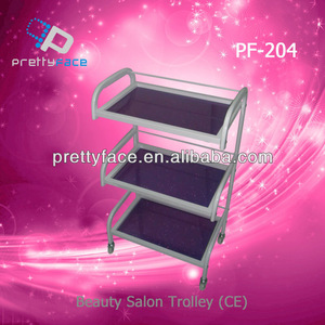PF-204 Beauty salon equipment cheap salon trolley