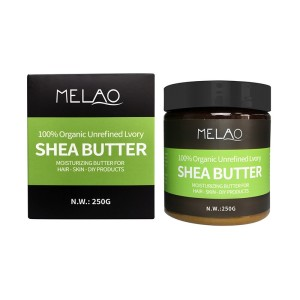 Shea butter for hair growth organic raw bulk 100% african soothing  protect, heal and moisture the skin