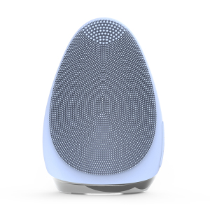 Silicon Sonic Vibrating Face Massager Exfoliating facial cleansing brush