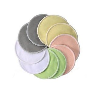 Soft Round Facial Cleansing Washable Cotton Pad