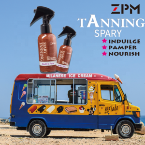 ZPM OEM/ODM Private Label Sunless Natural Organic body and facial  Tanning oil shimmering body mist Tanning Spray  self tanner