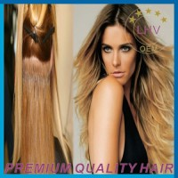 Best Selling brazilian silky straight remy human hair ocean wave hair triple extension