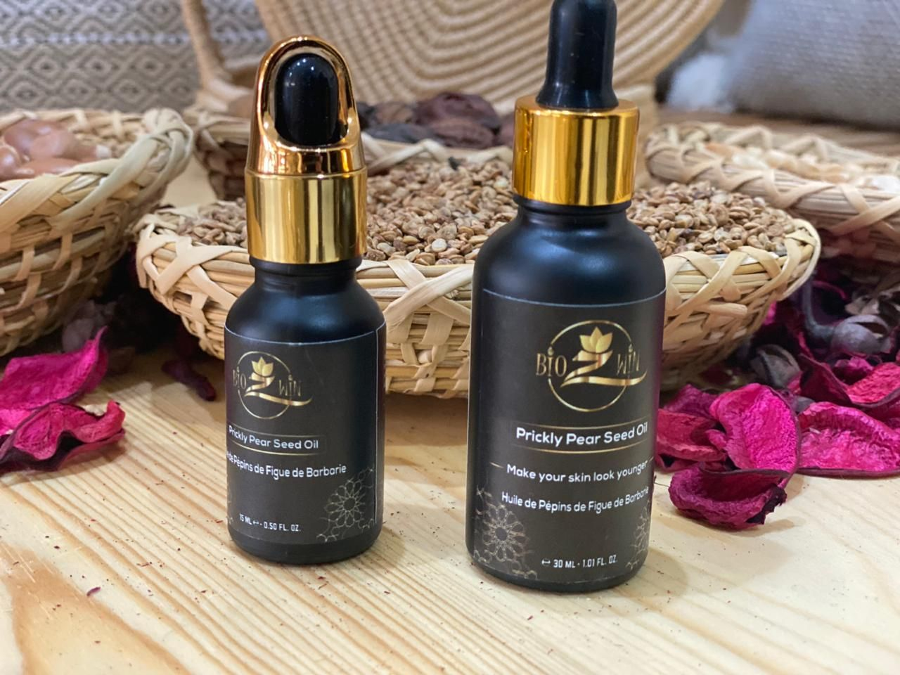 Prickly Pear Seed Oil: The natural way to look younger without surgery