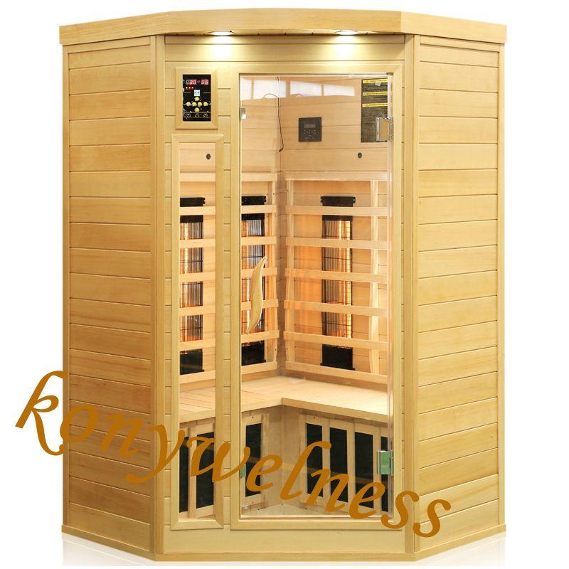far infrared sauna as dry bath equipment