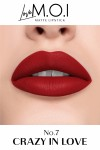 LOVE M.O.I LIPSTICK - NO7 CRAZY IN LOVE