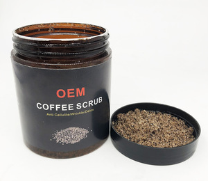 Amazon Hot Selling Coffee Scrub Body Scrub Coffee