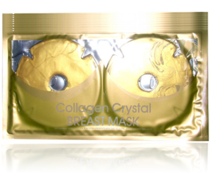 Gold Collagen Cheast Mask
