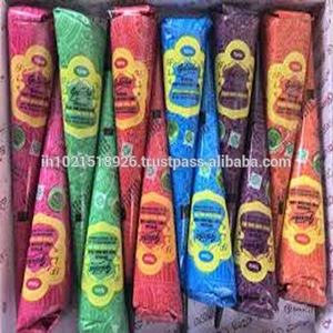 Halal henna cone mehndi tattoo cones - Mehndi Cones for Body Art