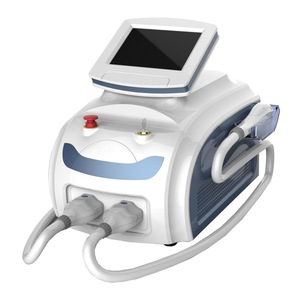 Hot sale Nd yag tattoo removal + shr hair removal laser OPT IPL machine