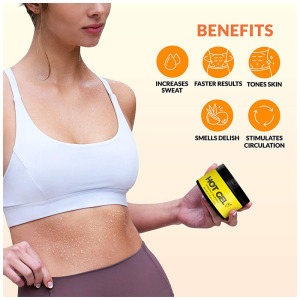 Natural Body Slimming Cream Workout Enhancer Hot Gel