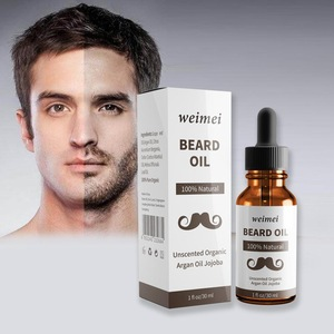 Natural Organic Moustache Oil Conditioner Healthy Beard Styling Aftershave for Men Beard Oil Hair Products 30ml