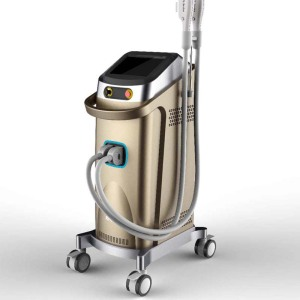 Newest Medical CE Approved shr hair removal device IPL SHR Hair Removal Machine