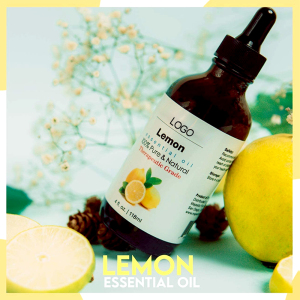 OEM/ODM Essential Oil lemon Natural High Purity Aromatherapy Massage Body Essential Oil