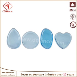 Wholesale hot sale soft silicone sponge for make up