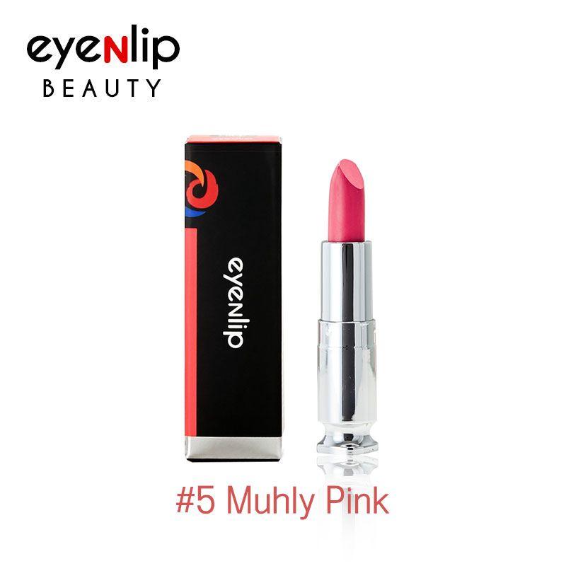[EYENLIP] Matt Lipstick 2 Color 4g - Korean Make Up Cosmetics