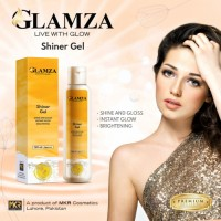 Glamza Shiner Gel .Shine And Glow .Instant Glow .Brightening Only In Rs.225.00