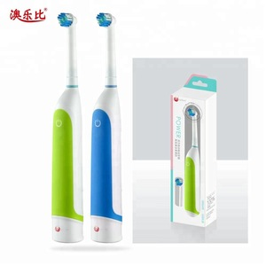ALB-922 Adult 2 minutes brush time cleaning electric toothbrush for oral hygiene