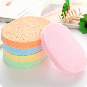 Cosmetic Facial Cleansing Exfoliating Sponge