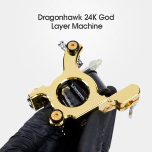 Dragonhawk 24K gold-plated tattoo machine Liner Machine Professional coil tattoo machine