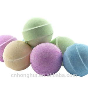 home and hotel spa private label handmade natural bath bombs gift set