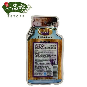 new oem setoff lavender flower essence spa bath salt wholesale