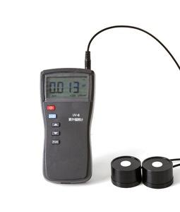 portable digital ultraviolet light meter / UV intensity radiation meter