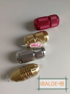 Premium Quality Auto Lock Metal Grips for Tattoo-Single Sterilized Packing -Factory Direct