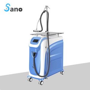 Sano skin cooling system for laser skin treatment skin cooler beauty equipment
