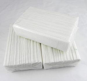 Virgin pulp N fold  hand towel paper