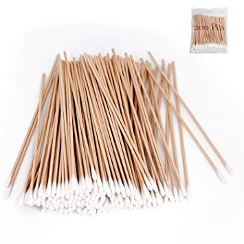 PAIVI BAMBOO EAR BUDS PACKET OF 100