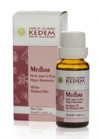 Psoriasis and Atopic Dermatitis Relief Oil - Medbar 20ml
