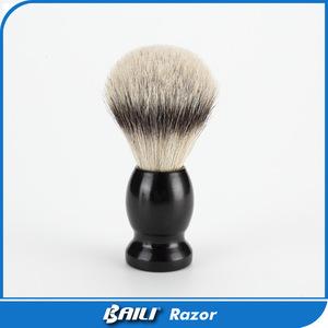 100% Pure Badger Hair Wet Shaving Brush Rose Wood Handle