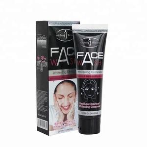 Aichun beauty Deep Clean face wash  hydrating moisturizing blackhead remover oil control pore foam facial cleanser