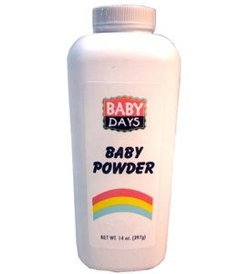 Baby Powder Baby Days 14oz