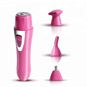 Best seller Electric Lady Shaver/Epilator/Electric Eyebrow shaver Womens Painless Hair Remover