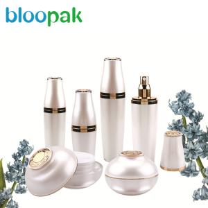 Colorful Empty Plastic Cosmetic Packaging Cream Jar,Acrylic Cream Jar