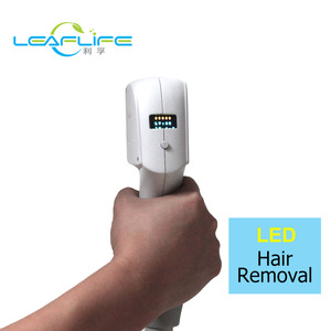 Fast hair depilation high power LED hair removal soprano ice platinum laser beauty device